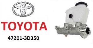 Toyota 47201-3D350 – главный тормозной цилиндр