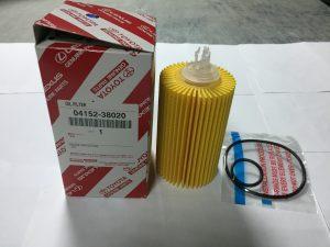 Toyota 04152-38020 – фильтр масляный