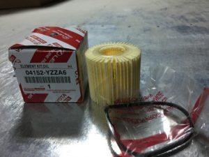 Toyota 04152-YZZA6 – фильтр масляный