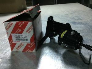 Toyota 23300-31150 – фильтр топливный