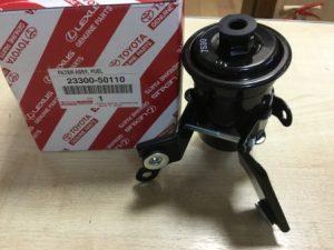 Toyota 23300-50110 – фильтр топливный