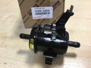 Toyota 23300-66030 – фильтр топливный