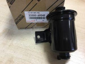 Toyota 23300-69045 – фильтр топливный
