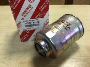 Toyota 23390-30150 – фильтр топливный