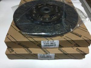 Toyota 31250-0W031 – диск сцепления