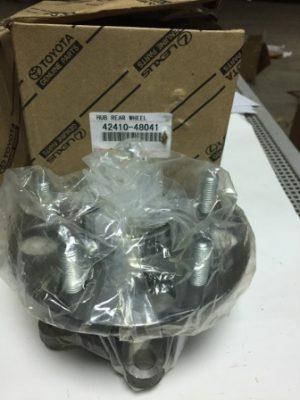 Toyota 42410-48041 – подшипник ступичный задний (ступица)