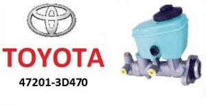 Toyota 47201-3D470 – главный тормозной цилиндр
