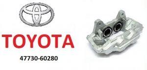 Toyota 47730-60280 – тормозной суппорт передний правый