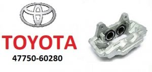 Toyota 47750-60280 – тормозной суппорт передний левый