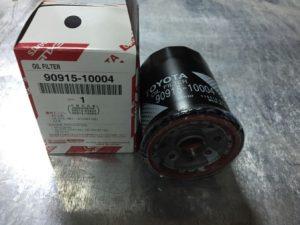Toyota 90915-10004 – фильтр масляный