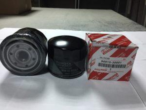 Toyota 90915-30001 – фильтр масляный