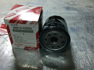 Toyota 90915-YZZD2 – фильтр масляный