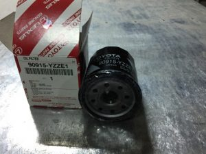 Toyota 90915-YZZE1 – фильтр масляный