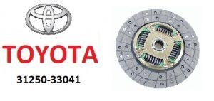 Toyota 31250-33041 – диск сцепления в сборе