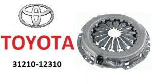 Toyota 31210-12310 – корзина сцепления в сборе