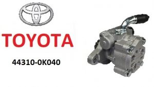 Toyota-44310-0k040 насос гидроусилителя руля