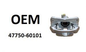 OE – 47750-60101- тормозной суппорт левый
