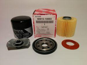 Toyota 90915-10003 – фильтр масляный