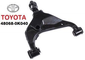 Toyota 48069-0K040 РЫЧАГ ПЕРЕДНИЙ НИЖНИЙ ЛЕВЫЙ
